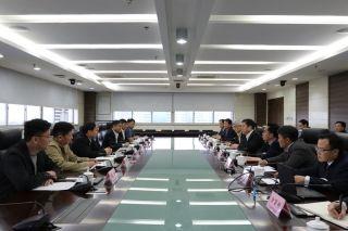 云南机场集团与西南空管局签署战略合作协议