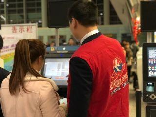 东航江西地服部:应对暴风雨 服务旅客显真情