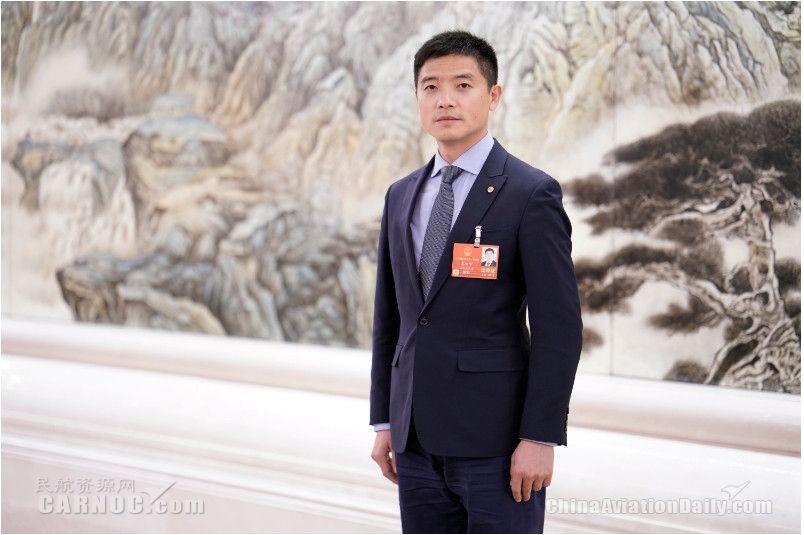 廖虹宇:深化海南空域精细化管理 推动航权开放