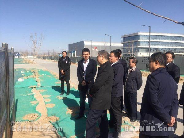 自治区副主席刘可为进行调研。