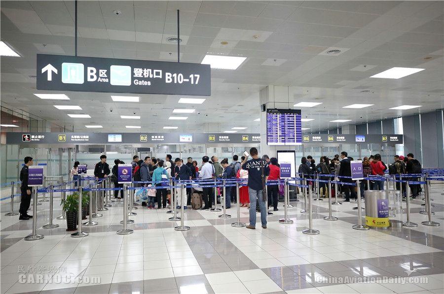 珠海机场春运完成旅客吞吐量122.7万人次