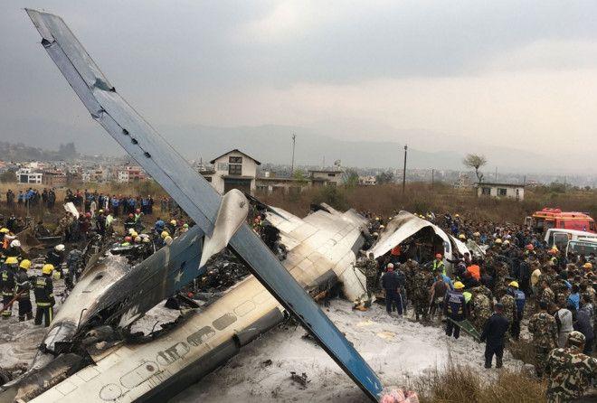 民航通--孟加拉飞机坠毁至少造成49人遇难