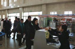 阿拉善机场圆满完成2018年春运保障工作