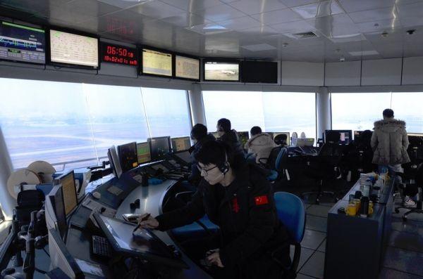 宁波空管站圆满完成2018年春运保障工作