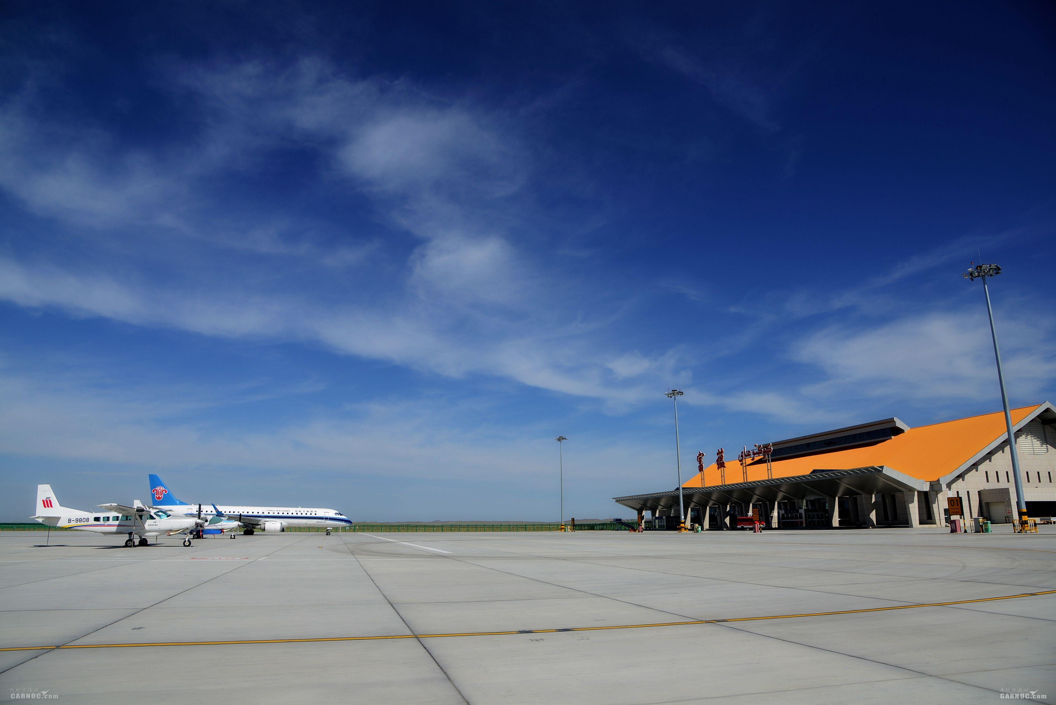 富蕴机场春运收官 共保障各类飞行193架次