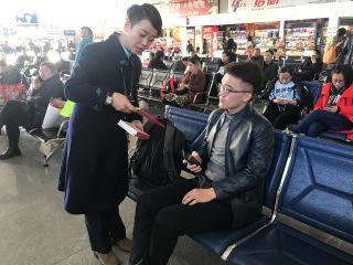 """呼伦贝尔机场多渠道开展""""3·15""""宣传活动"""