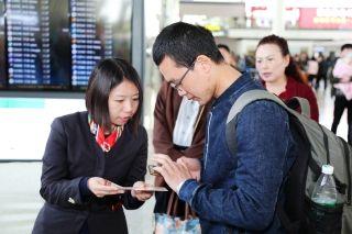 """银川机场开展""""3·15消费者权益日""""宣传活动"""