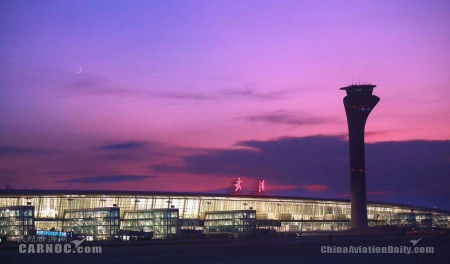 未来机场示范项目:武汉天河机场智慧机场建设