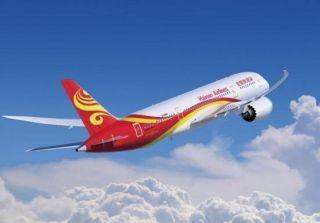 海南航空3月20日开通深圳=布鲁塞尔直飞航线
