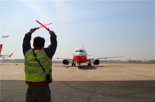 祥鹏航空两架全新B737-800抵达 机队规模达47架