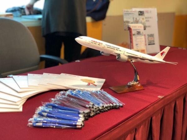 东航香港营业部举办企业行活动推动企业客户发展
