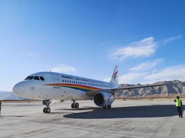 西藏航空再增一架A319飞机 机队规模达27架
