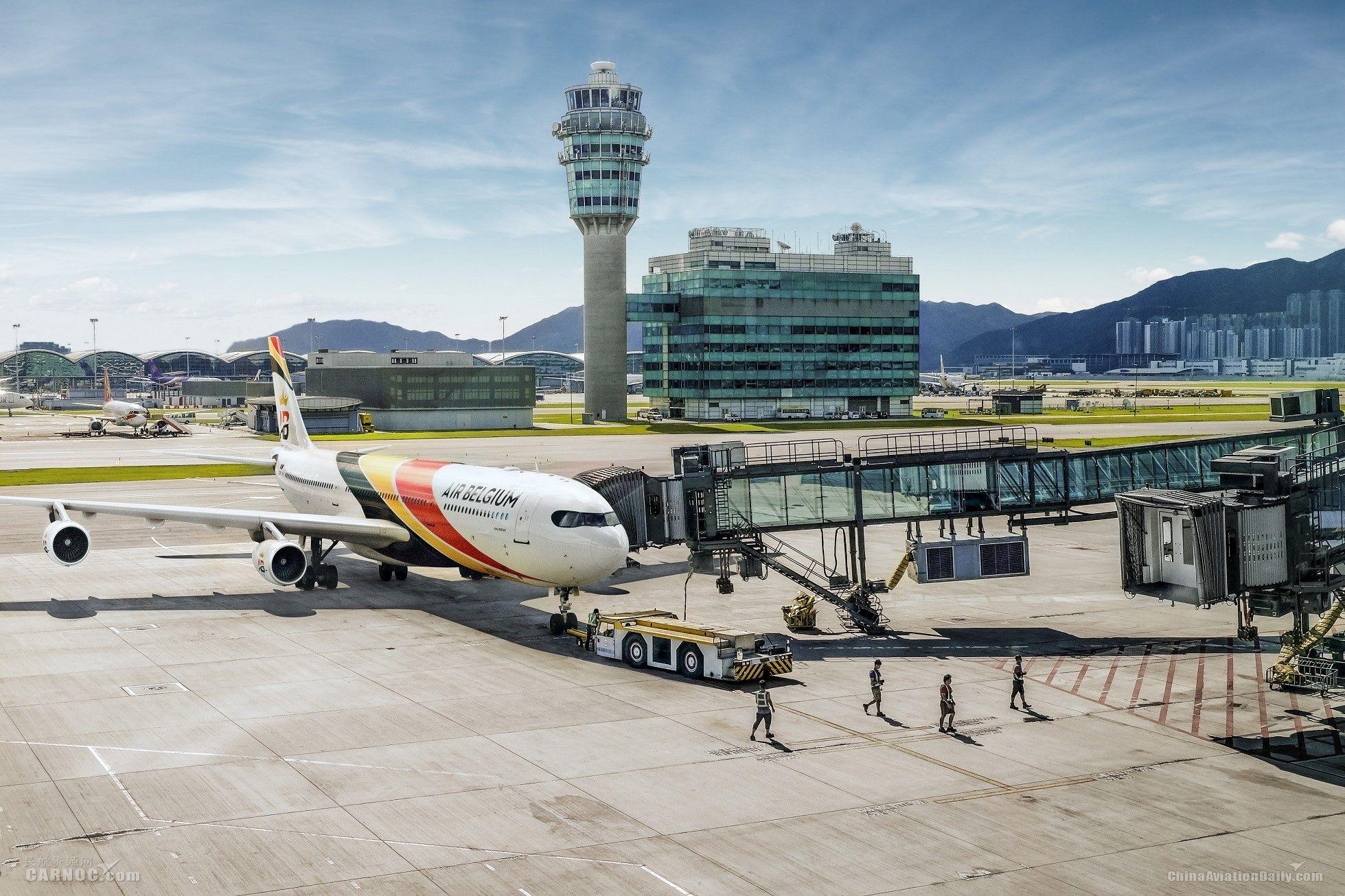 民航早报:比利时航空首航 将飞香港和大陆