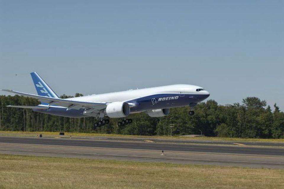 全日空购2架波音777货机 用于中国等国际航线