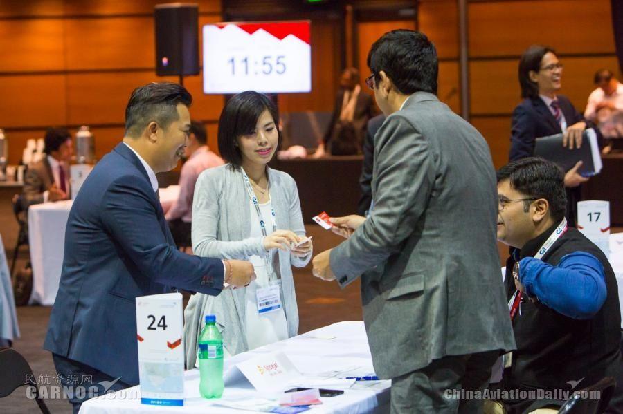 澳门国际机场代表参与2018亚洲航线发展论坛