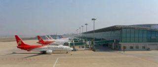 新航季運城關公機場通航城市達28個