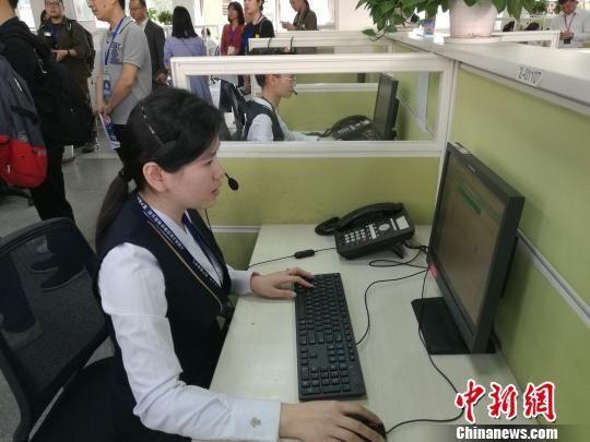 年均接听电话2000万通 走进中国民航首个呼叫中心