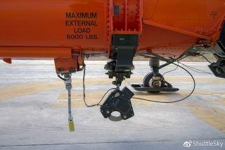 这是中国客户首次引进K-MAX直升机,标志着该系列直升机正式进入中国通用航空市场。