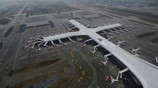 深圳空管:深圳机场月航班量首次突破3万架次