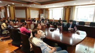 华北空管局气象中心举办激光雷达尾流涡探测讲座
