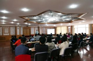 华北空管局召开气象安全运行专题讲座
