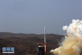 高分一号02、03、04卫星成功发射