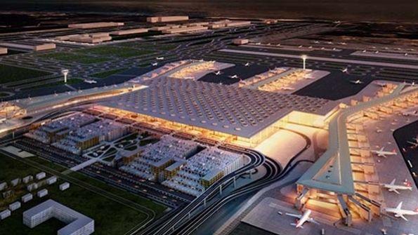 伊斯坦布尔新机场首条跑道建成,欲10月启用