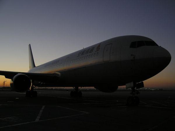 波音767——记载三代机务的芳华时光