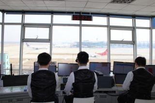 沈阳桃仙机场机坪塔台正式步入独立运行阶段