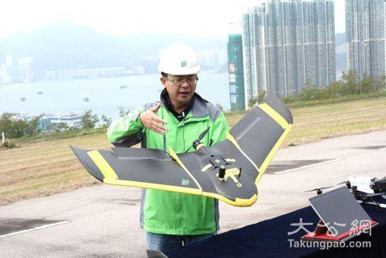 港就无人机规管展开公众咨询 或建机主注册系统