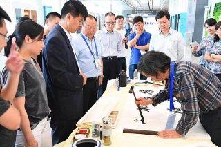 西部机场集团举办首届艺渡空港中国传统文化艺术周活动