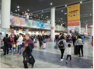澳门国际机场首季度旅客增20%
