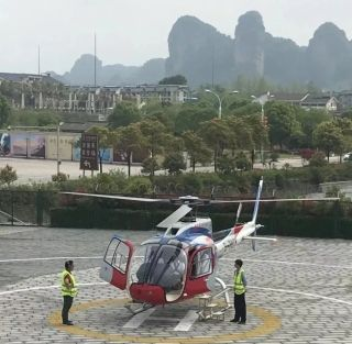 江西水墨上河、龙虎山空中游览项目通过局方审定