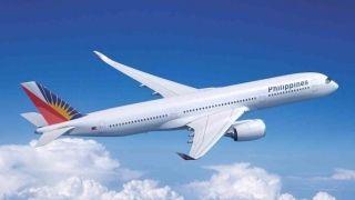菲律宾航空将接收首架A350飞机 执飞远程航线