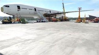 旧飞机应该怎么拆