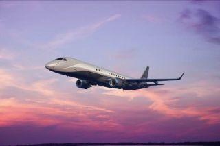 巴航工业携莱格赛650及世袭1000E亮相ABACE