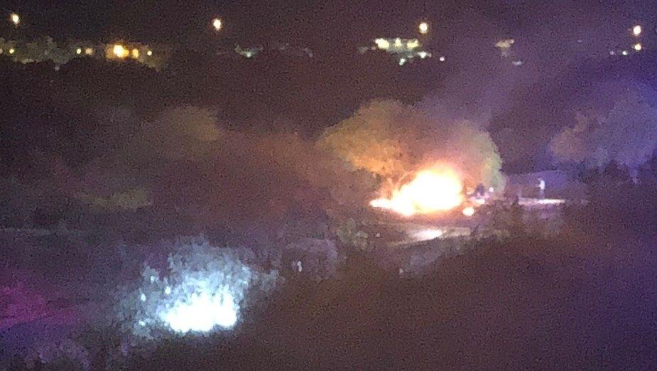 美国一架PA-24飞机坠毁 机上6人全部遇难