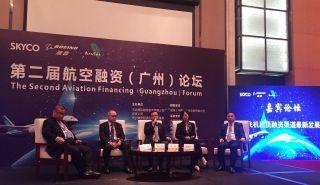 波音携手业界伙伴积极促进航空融资