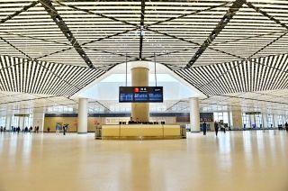 哈尔滨机场T2航站楼即将亮相