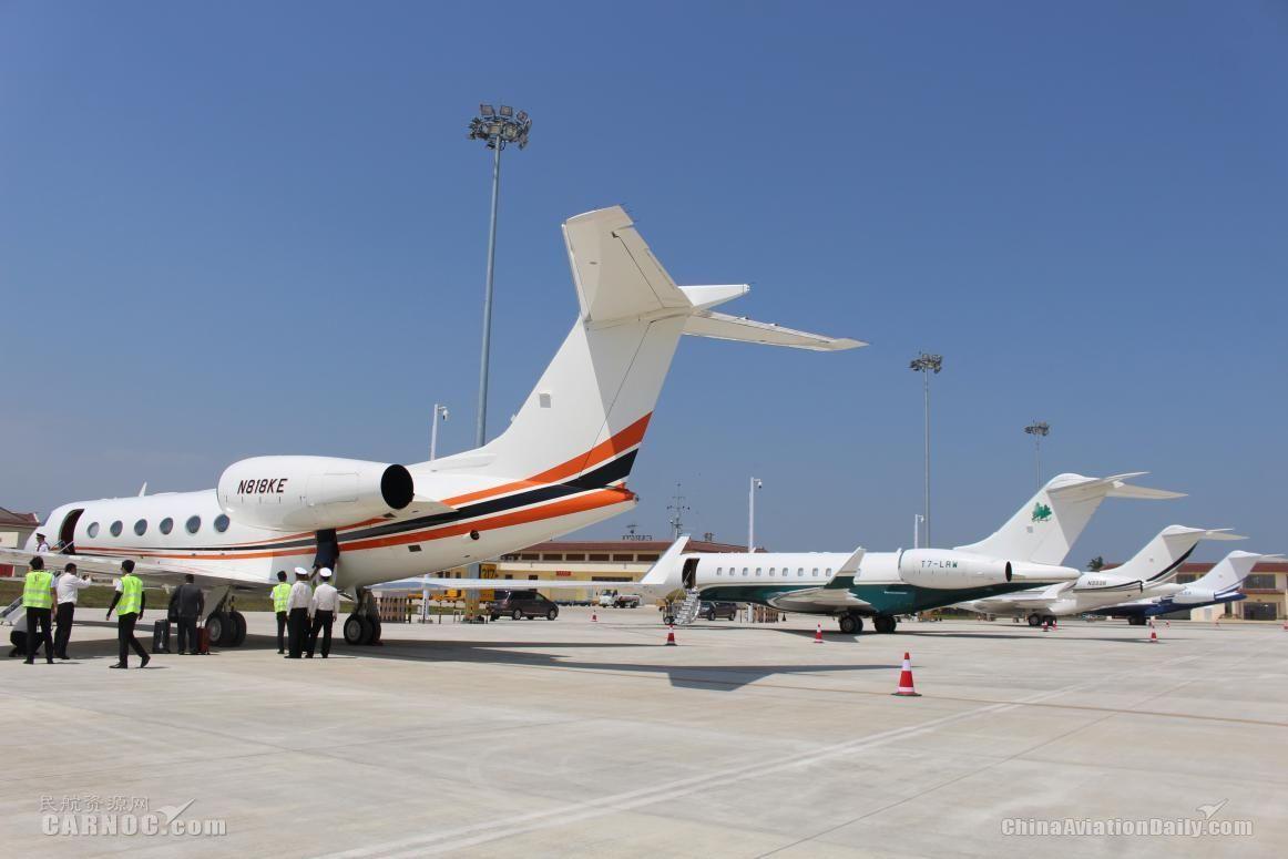 博鳌机场圆满完成2018年博鳌亚洲论坛年会保障