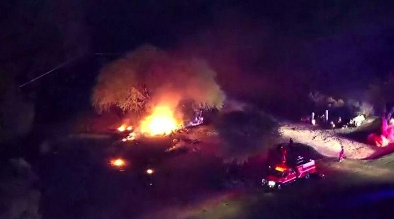 民航安检安保周报:亚利桑那州一小型飞机坠毁