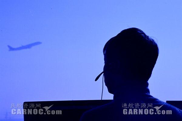 黑龙江空管塔台管制室:做冰城空港的掌灯人