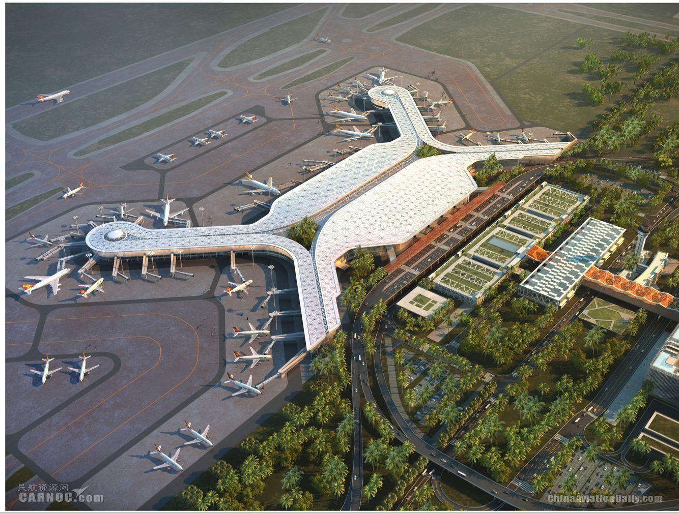 海航机场加快机场基础设施建设助力自贸港发展