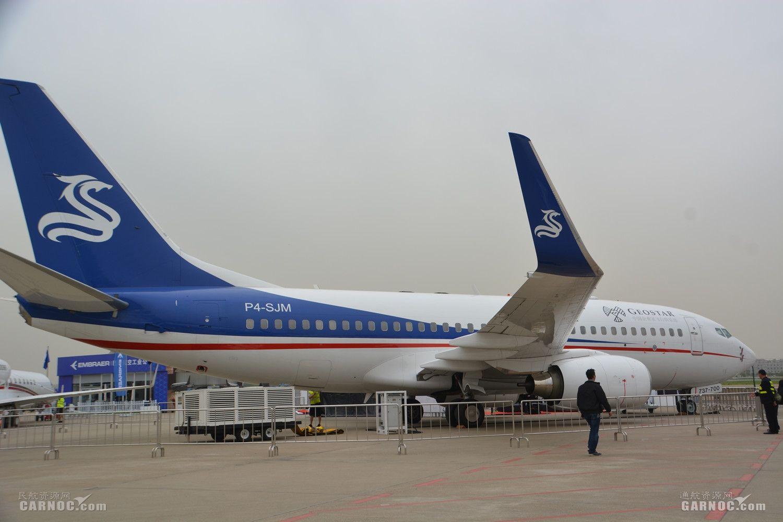 ABACE 17日开幕 展出的飞机都在这了