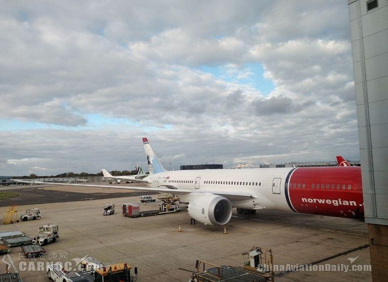 """英航母公司IAG想买 但挪威航空CEO拒绝""""卖身"""""""