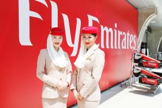 Emirates adds to the attraction of Formula 1® 2018 Chinese Grand Prix