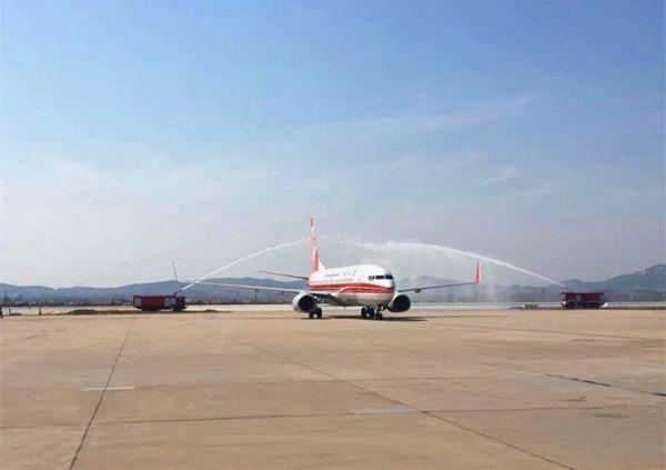 威海國際機場新增下午直飛北京航班