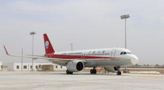 呼和浩特机场完成大熊猫运送保障任务