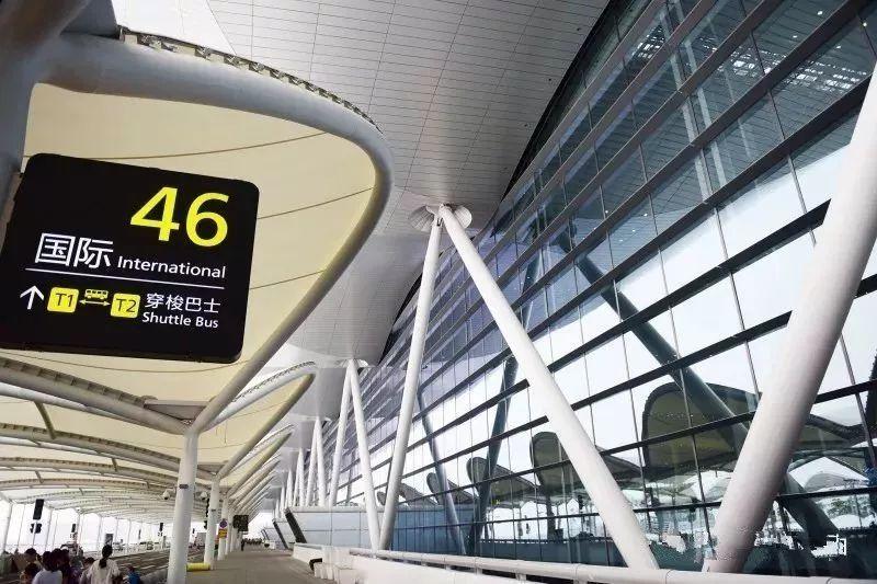 启用在即!带您抢先一睹白云机场T2美丽芳容