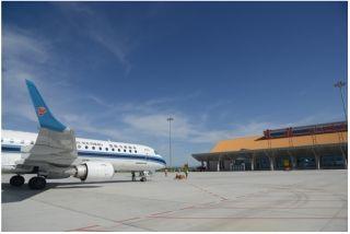 富蕴机场进出港航班启用新时刻